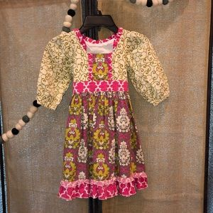 Other - Boutique Ruffle Dress Size 4